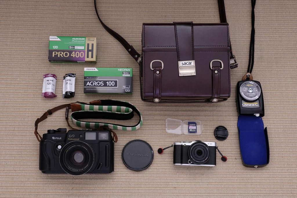 Fujifilm analog & digital