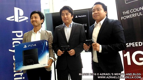 PLDT Home FIbr and Sony Playstation team up to bring gaming at home