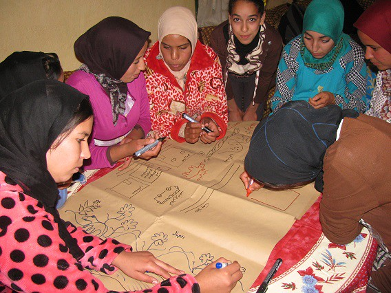 Youth Study in Morocco with YPARD and HAFL