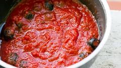 Sugo alla puttanesca, pasta, recipe, puttanesca sa…