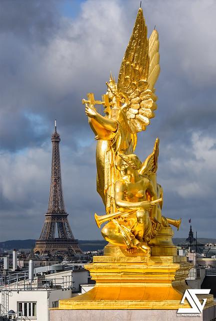 L'harmonie & Tour Eiffel II