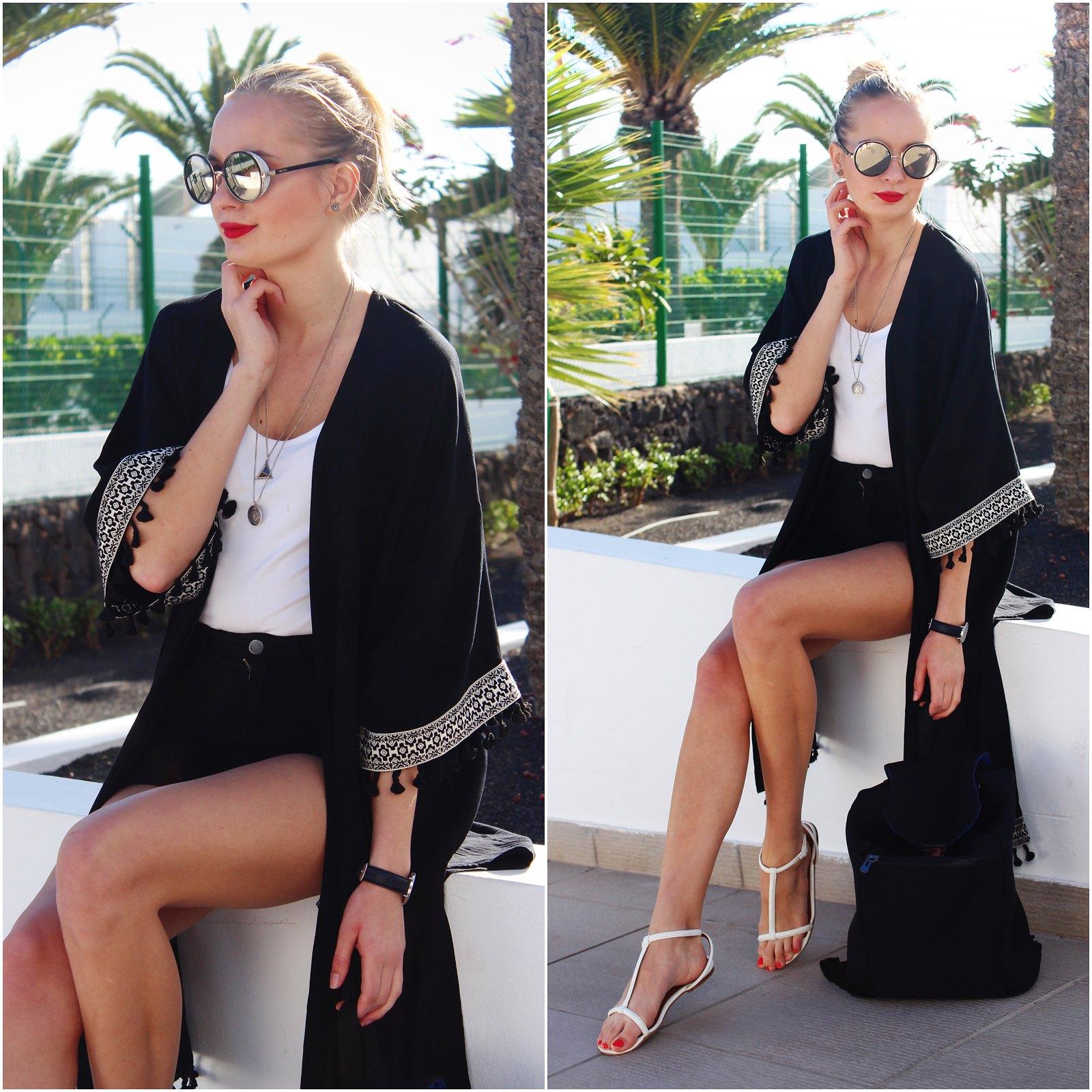 H&M Loves Coachella outfit