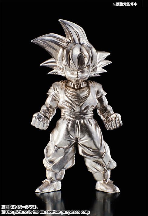 【新增官圖&販售資訊】「超合金の塊」七龍珠Z角色 系列盒玩續推!