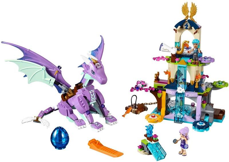 LEGO Elves Sets 2016: 41178 - The Dragon Sanctuary