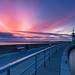 Sunrise Travemünde, Baltic Sea