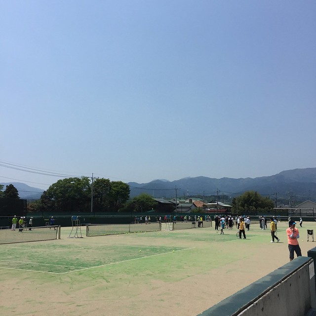 odawara tennis garden