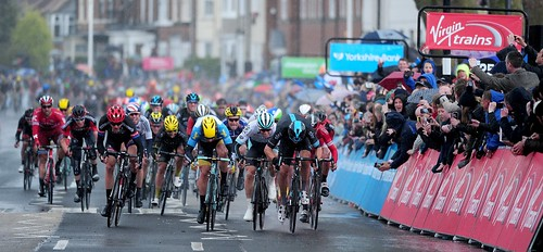 Men's Tour de Yorkshire stage 2, Apr 30 2016