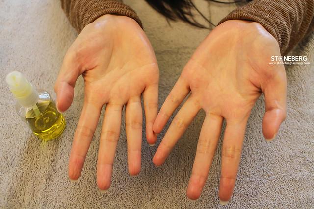 【橄欖油】原來橄欖油能頭髮保養 [橄欖油護髮免沖洗] 篇!