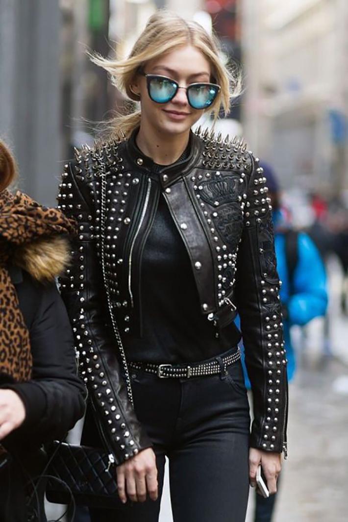 Gigi Hadid Style Fashion Street style13