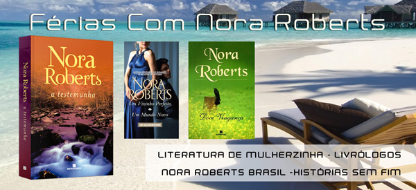 férias com Nora roberts 2016