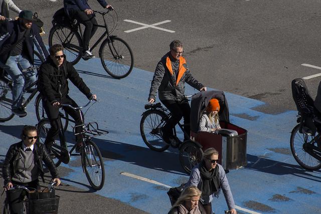 Copenhagen Cargo Bikes