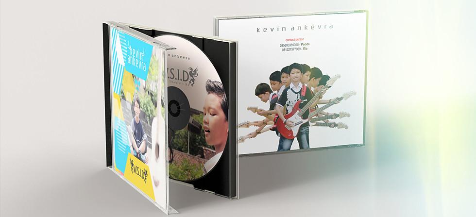Kevin Ankevra CD