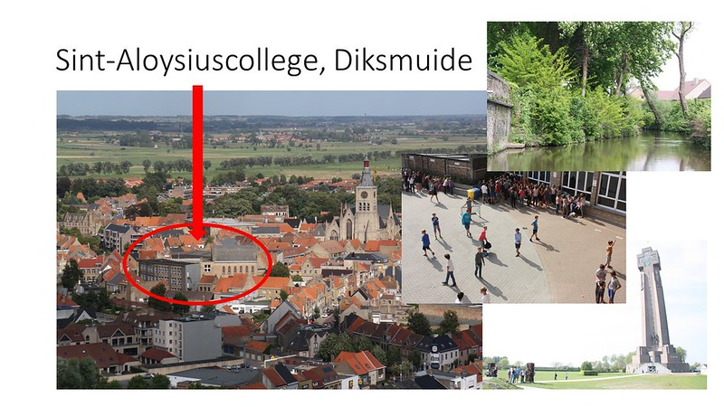 Sint-Aloysiuscollege, Diksmuide