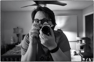 Self-Portrait, January 04, 2016