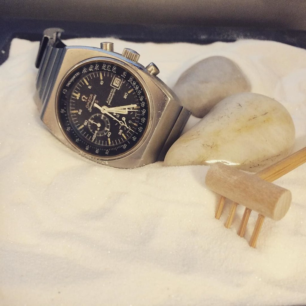 #speedmaster #125 #omega #watch #watches #watchporn #montresmecaniques #swiss #omegawatches #omegaspeedmaster