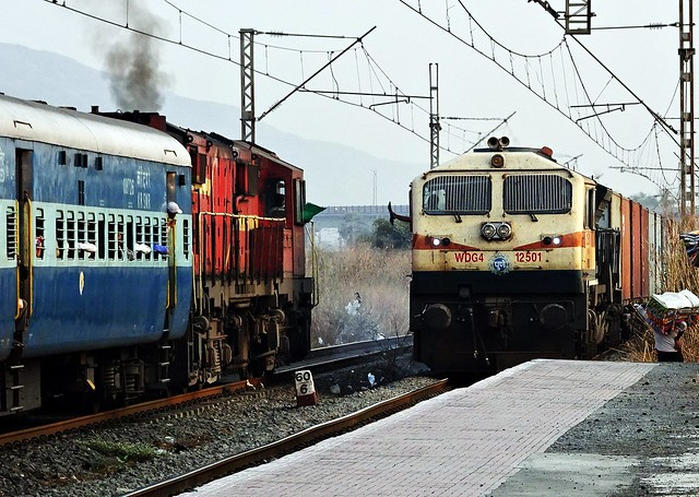 Greeting each other: ALCO vs EMD