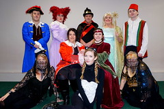 Dick Whittington Cast Hedon Drama Group