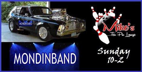 Mondinband Sunday 1-31-16