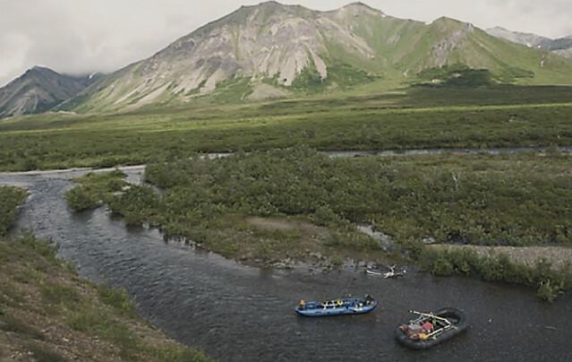 K river 3