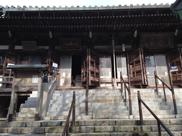 御嶽山 清水寺本堂