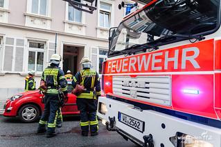 Küchenbrand Kastellstr. 23.02.16