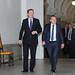 EU: David Cameron i Danmark