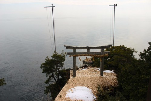 竹生島(2016.1.28)