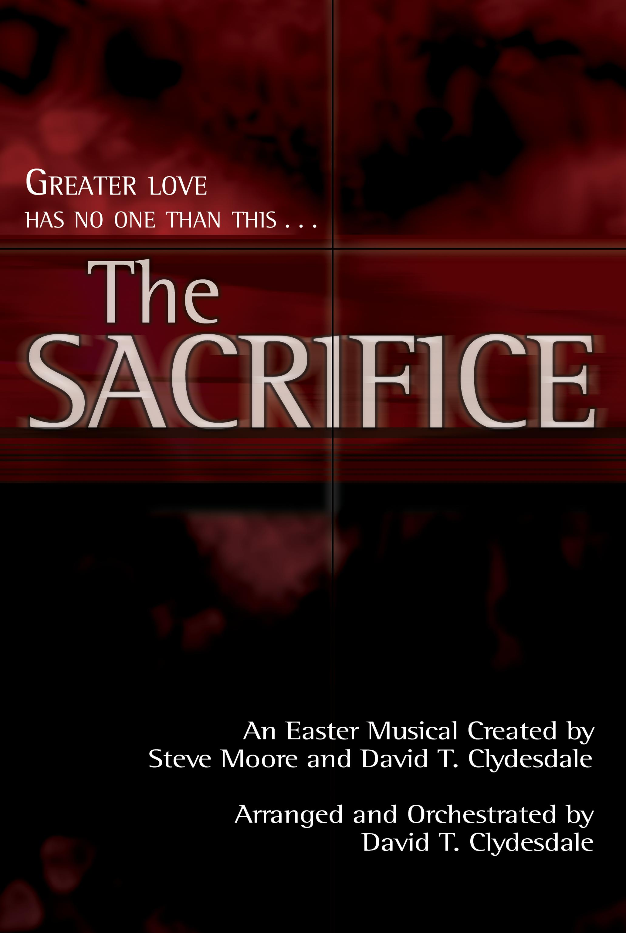 The Sacrifice, Easter 2016 Dinner Theater
