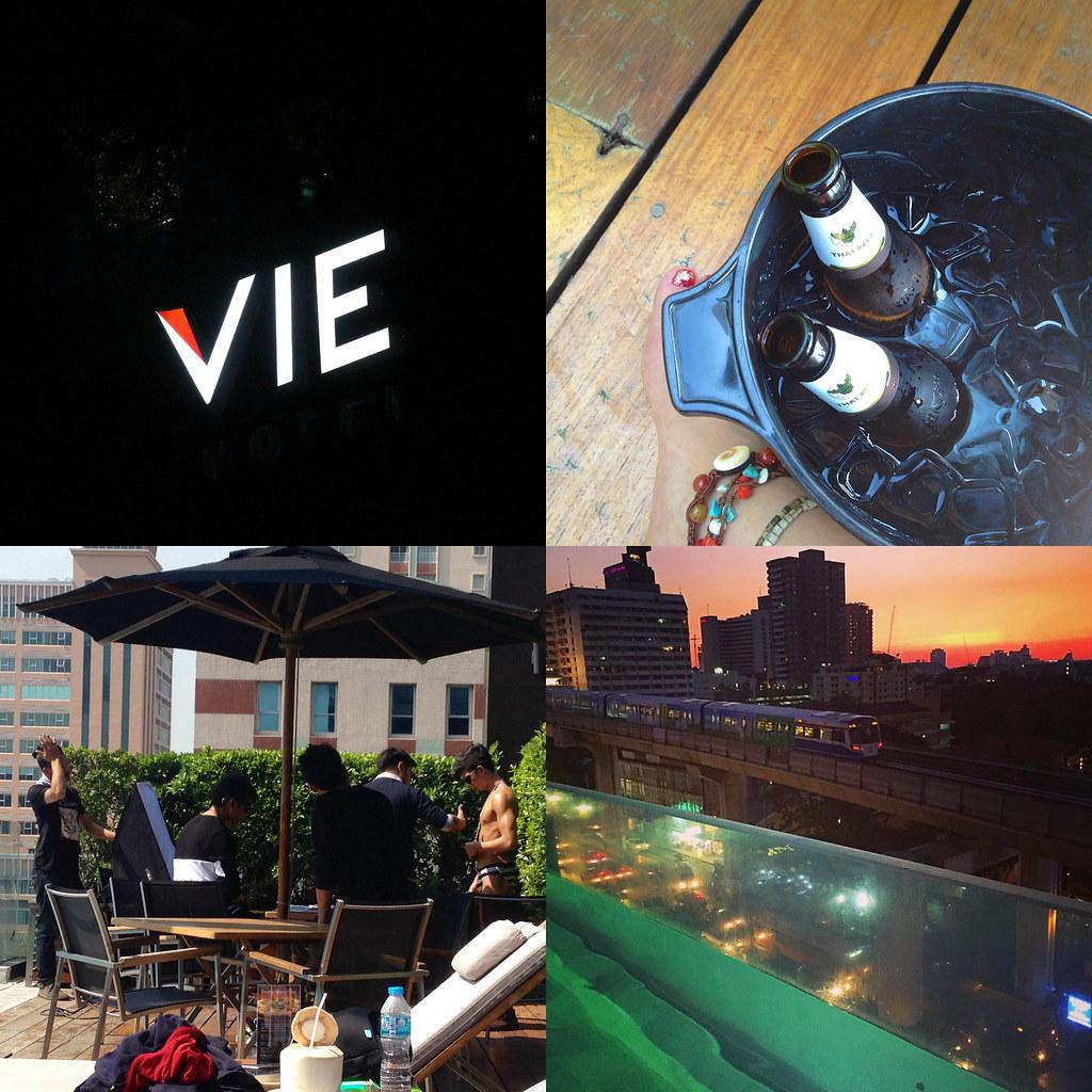 VIE Hotel Bangkok 1