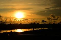 Sunset and Silhouette #sunset #silhouette #indonesia #blitar #jawatimur