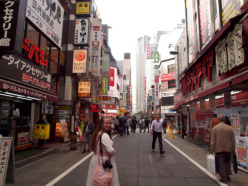 Shinjuku Streets