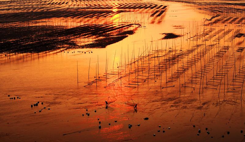Sunrise at Xiapu, Fujian Province, China