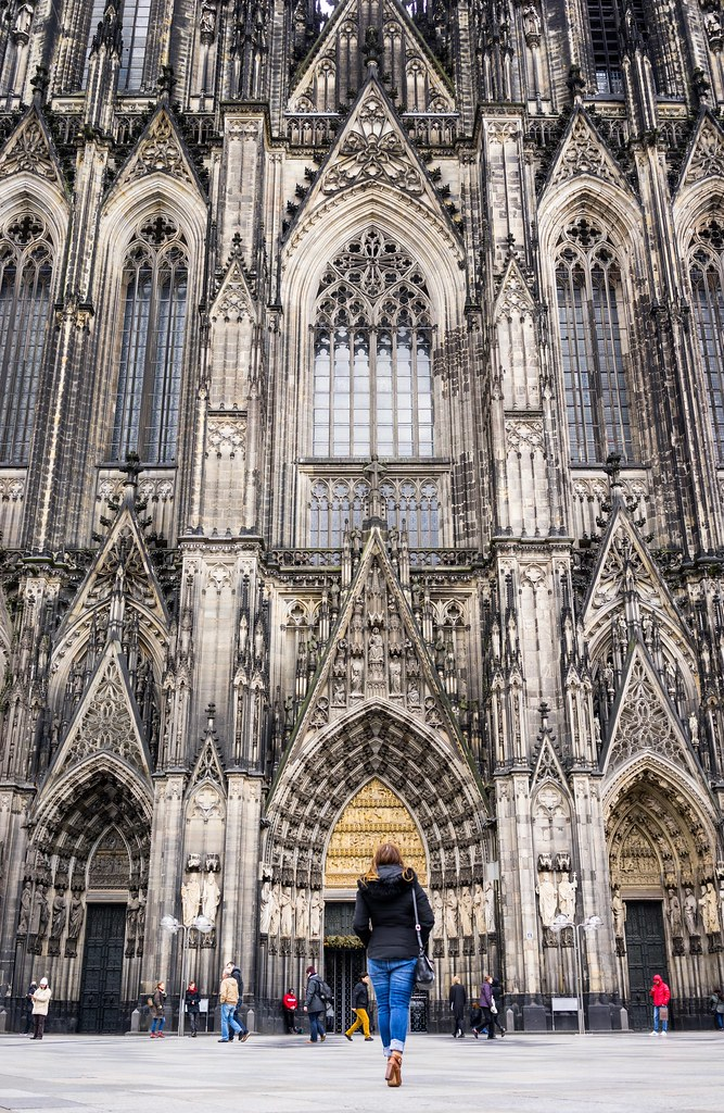 Kolner Dom, Cologne Koln Germany