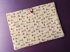 russian doll laptop or macbook sleeve