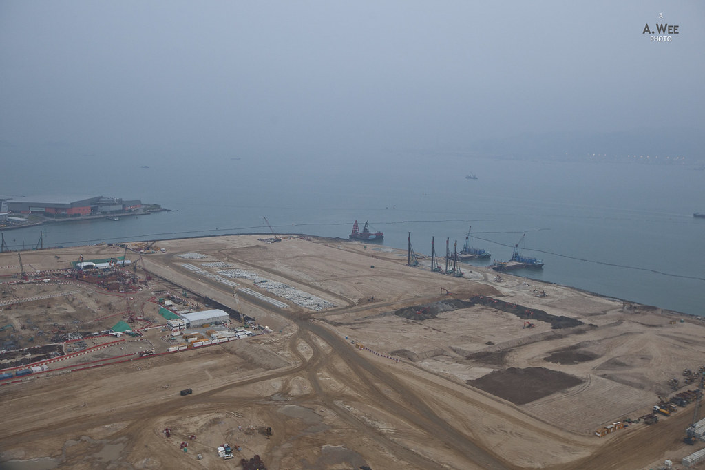 Construction of the HK-Zhuhai Bridge