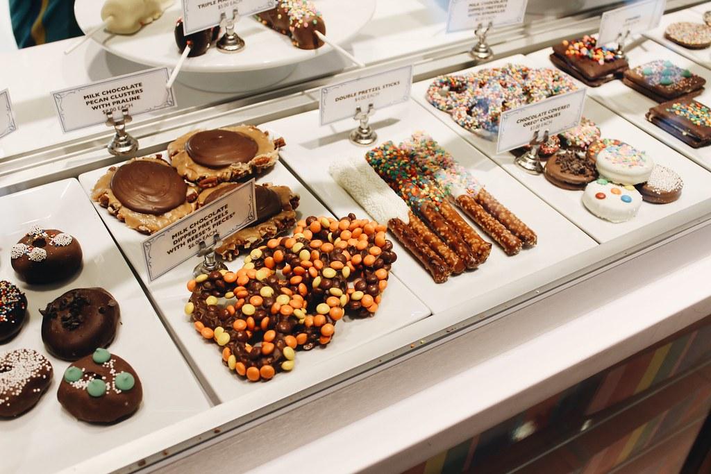 Süßigkeiten in Chicago
