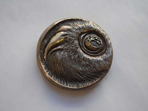 British Art Medal Society - Student Competition Entries - 17 - Agnieszka Maksymiuk
