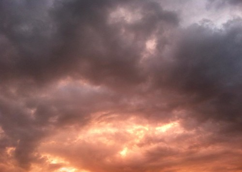 E mais uma tarde se vai.. ☁️#rainyday #Arapiraca #sky