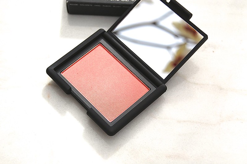 Nars Deep Throat Blush 5