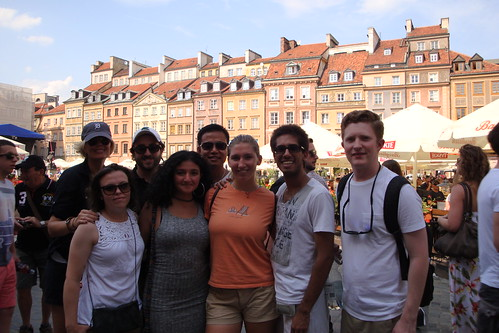2015 Study Abroad in Central Europe