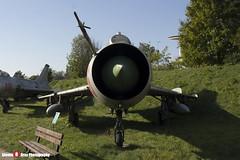 06 - 5306 - Polish Air Force - Sukhoi SU-7 BM - Polish Aviation Musuem - Krakow, Poland - 151010 - Steven Gray - IMG_0335