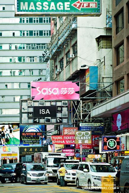 Hong Kong Walk TST
