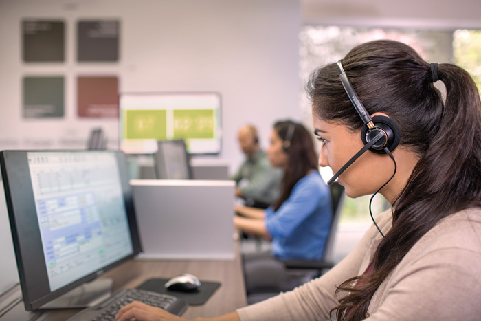 Call center agents - Job that does not require a degree