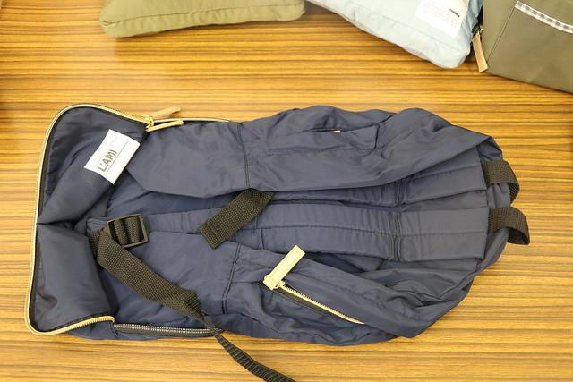 フェリシモ ポケッタブルリュック フェリシモ リュック型エコバッグ リュック エコバッグ