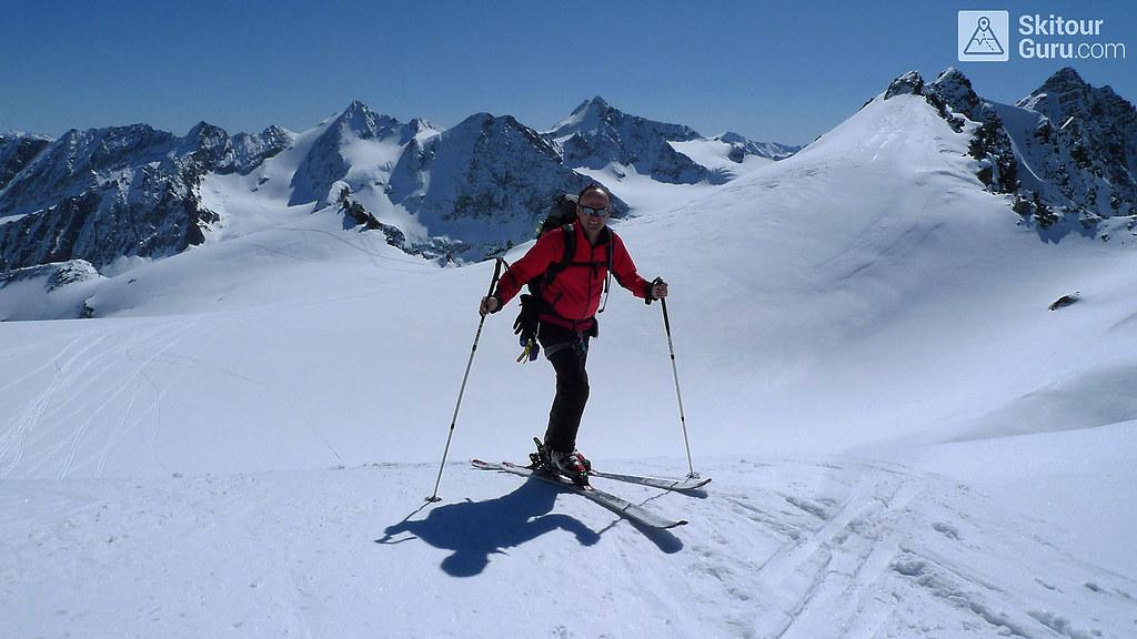 Wildes Hinterbergl Stubaiské Alpy Austria photo 10