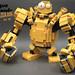 LEGO Blitzcrank by The real Eric Tsai