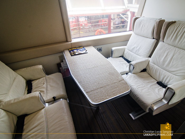 Hong Kong to Macau by Turbojet VIP
