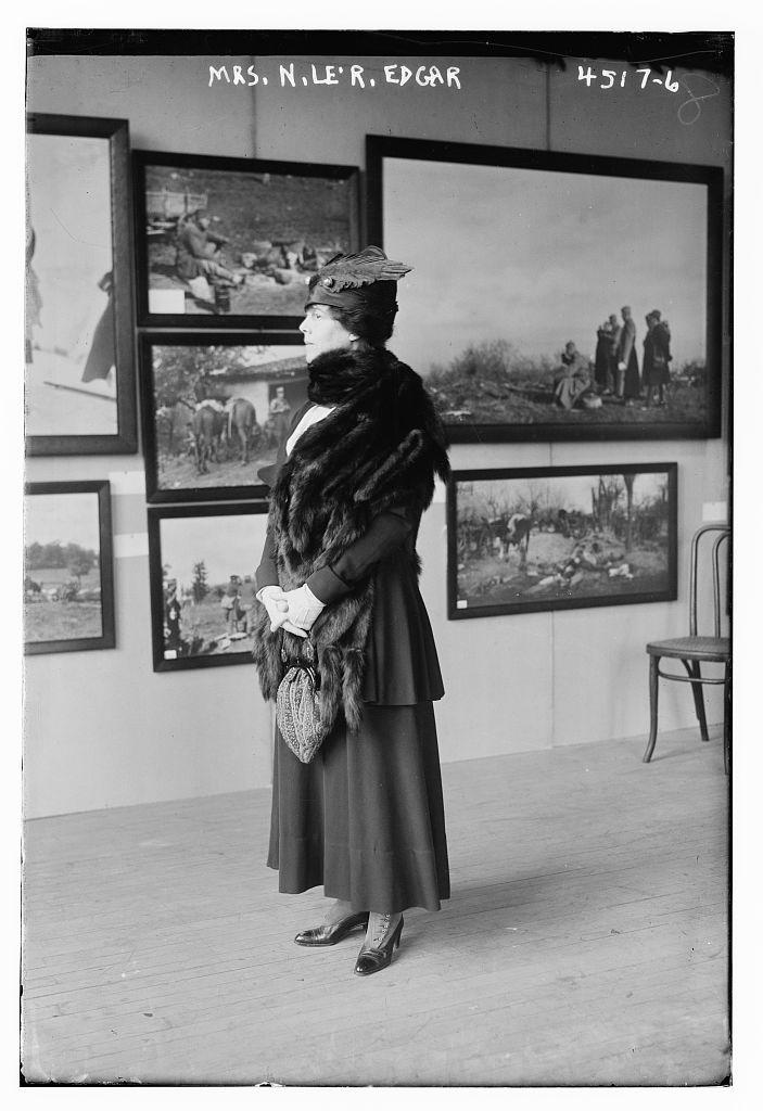 Mrs. N. Le'R. Edgar (LOC)