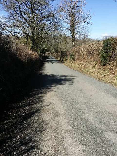 Road near Beetor Farm