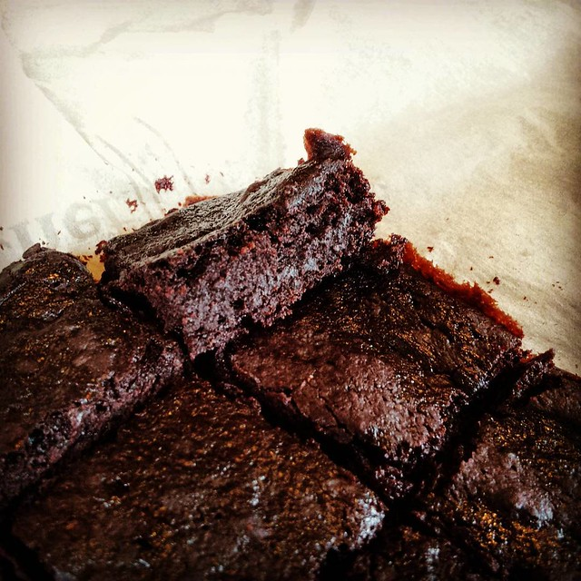 Fudgy Tallow Brownies